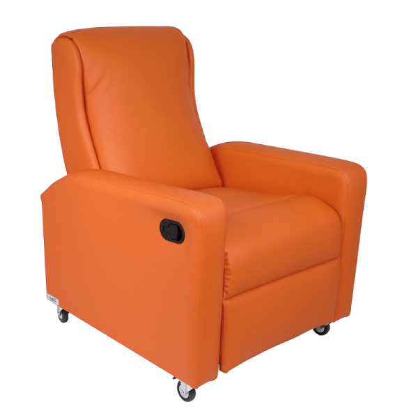 Windsor Medical Recliner – Studio Tangerine – IND51S-1FP1E-106 (1)